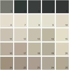 benjamin moore paint colors neutral palette 21 house paint colors