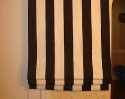 Roman Shades Black - view shades by windowsbymelissa on etsy