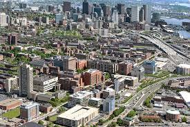 Boston Street Map by Map U0026 Directions Surgery Boston University