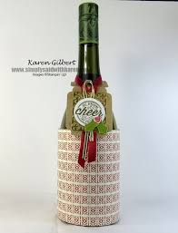 wine bottle wraps wine bottle wraps for the hostess create an gift