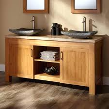 bathroom vessel sink ideas sinks vessel sink cabinet ideas vanity teak bathroom open vessel