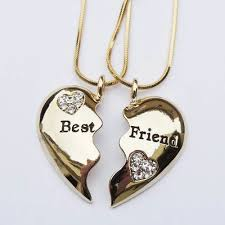 necklace best friends images Pretty best friend necklace cool stuff i liiiiike jpg