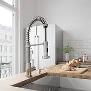 discount faucets kitchen kitchen faucets for less overstock