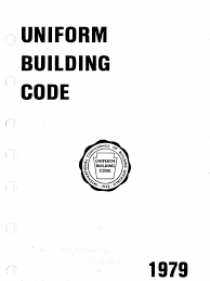 uniform building code