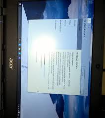 acer aspire es1 111 e11 windows 10 update build 10525 win 10