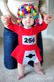 costumes for babies diy baby gumball machine costume peek a boo pages patterns
