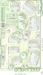 site plan cully grove