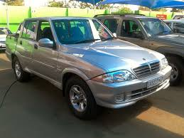ssangyong musso 290 s sports 4x4 p u d c for sale in roodepoort