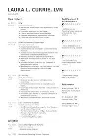 lvn resume template resume cv cover letter