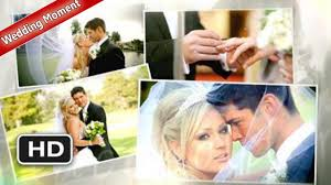free adobe after effects template ae project wedding moment