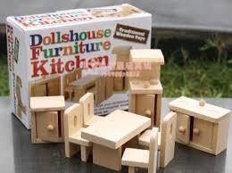 wooden dollhouse furniture sets furniture decoration ideas