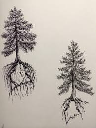 pine tree state design two by ramble inthe roots on deviantart