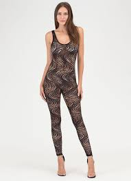 plunging jumpsuit on the sheer plunging jumpsuit white black gojane com