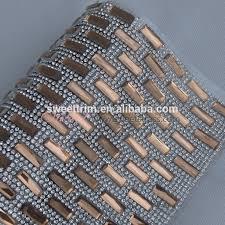 diamond mesh ribbon diamond mesh wrap roll sparkle rhinestone ribbon diamond mesh