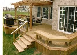 Backyard Deck Design Ideas 4 Tips To Start Building A Backyard Deck Backyard Deck Designs