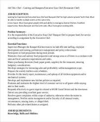 Resume Sous Chef Pastry Chef Job Requirements Pastry Chef Jobs Pastry Chef