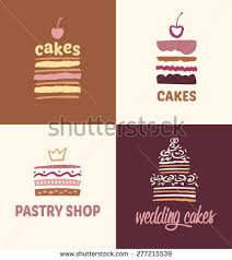 wedding cake logo cake logo stock images royalty free images vectors