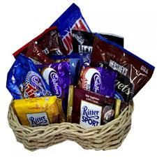 chocolate basket delivery chocolate lover basket send to manila philippines