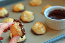 coconut macaroons once upon a chef