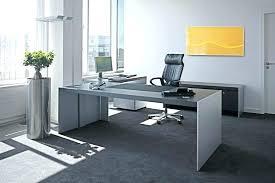 Office Desk Large Large Glass Desk Office Glass Desks Home Design Modern Home Office