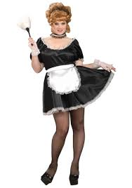 plus size pfrench maid charming french maid