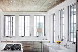 reclaimed white oak kitchen cabinets reclaimed wood kitchen cabinets cottage kitchen