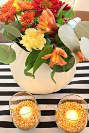 thanksgiving centerpiece refresh restyle