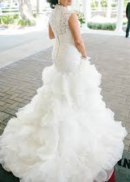 used wedding dresses used wedding dresses buy sell your wedding dress tradesy