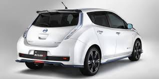 nissan leaf 2017 nissan leaf nismo concept confirmed for 2017 tokyo motor show