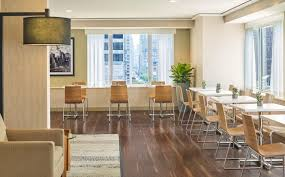 executive club room the westin michigan avenue chicago