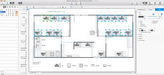 Floor Plan Network Design | network layout floor plans solution conceptdraw com