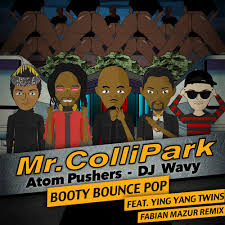 ying yang twins booty bounce pop 2016 album cover