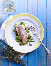 recette cuisine nicoise daurade et légumes à la niçoise pour 4 personnes recettes à
