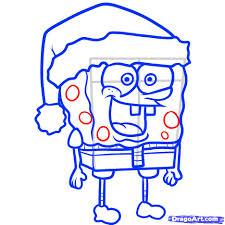 drawn santa hat 8 bit pencil and in color drawn santa hat 8 bit
