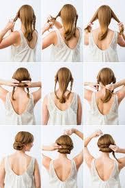 Einfache Frisur Lange Haare Rundes Gesicht by Top Einfache Frisuren Lange Haare Galerie Haar Frisurentrends 2017