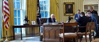 bureau president americain le choc de civilisation le point