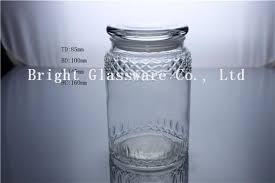 Candy Buffet Wholesale by Storage Bottles Jars Use And Glass Material Transparent Glass