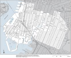 Brooklyn Ny Zip Code Map by Maps Brooklyn Community Board 6