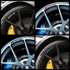 mercedes c63 amg alloys mercedes amg rims alloy wheel decals stickers class a b c