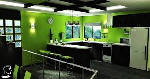 kitchen white cabinets with granite best paint color with cherry