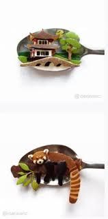 Best 25 Miniatures Ideas On by Best 25 Tiny Spoon Ideas On Pinterest Diy Dollhouse Miniatures