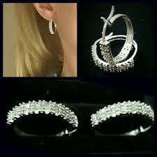 diamond earrings sale zales jewelry salezales 14k gold with diamonds earrings poshmark