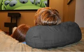 Lovesac Pillow Neck Pillow Pillow Bolster