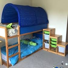 Bunk Cabin Beds Tent For Bunk Bed Tent Loft Bed And Slide Childrens Tent Bunk