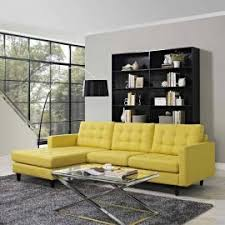 Yellow Sectional Sofa Discount Modern Contemporary Leather Sectional Sofas For Sale