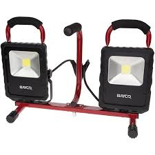 bayco led portable work light bayco introduces 3 high lumen ac powered led work lights that stay