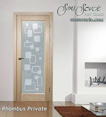 Glass Door Etching Designs by Rhombus Modern Design Interior Etched Glass Doors