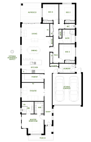 floor plans qld bronte energy efficient home design green homes australia
