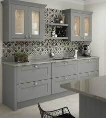 glazed shaker kitchen cabinet doors cambridge shaker style kitchen door dust grey