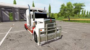 new kenworth cabover kenworth k100 cabover for farming simulator 2017